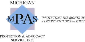 Michigan Protection & Advocacy Service, Inc. logo