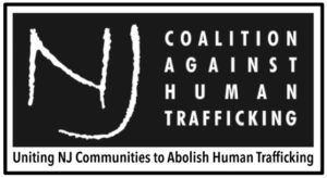 New Jersey Coalition Against Human Trafficking logo